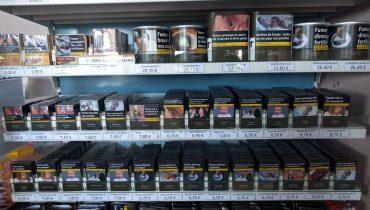 Vente de tabac 15430